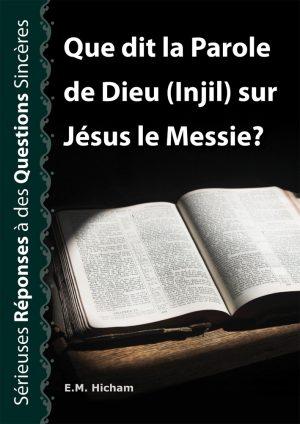 Que dit l'Injil de Jesus-Christ
